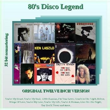 VA - 80's Disco Legend Vol. 1-11 (2008-2009)