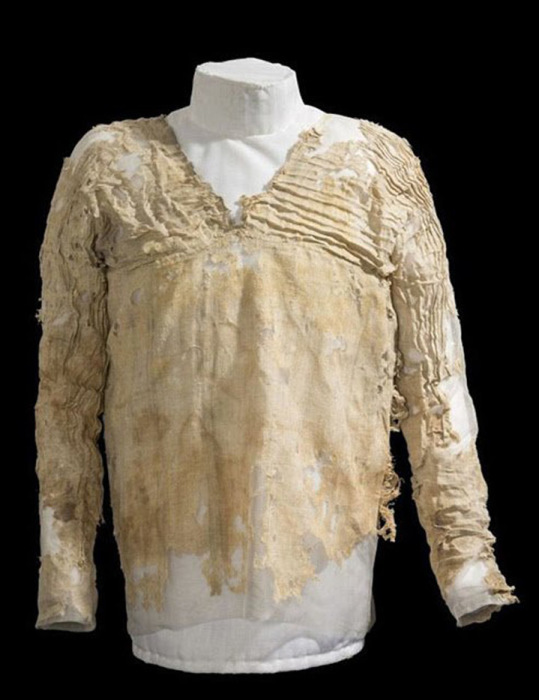 «Платье Тархан» пролежало в гробнице 5 тысяч лет
